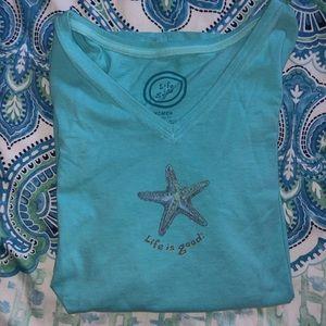Life is Good Women's T-shirt